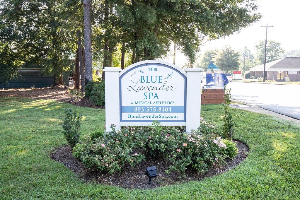 Blue Lavender Spa